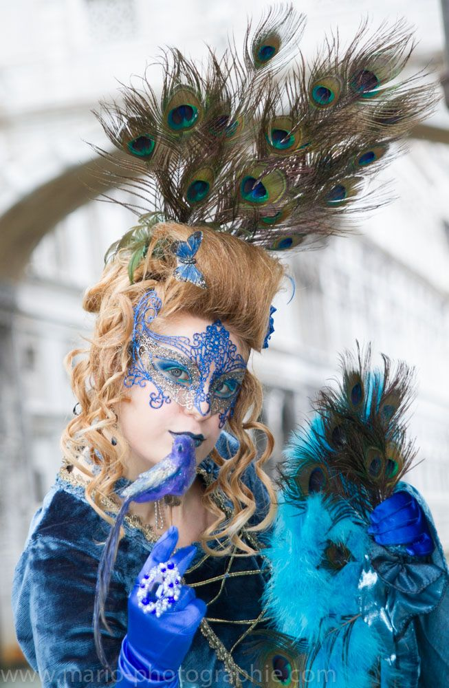 Karneval in Venedig Nr.4 von Mario Orth
