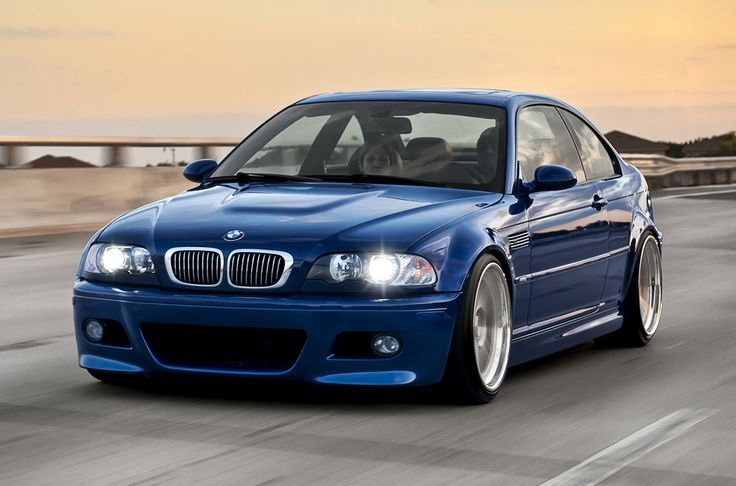 BMW E46 Many 3 Series enthusiasts regard the E46 as the