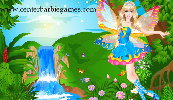 Barbie Forest Fairy Forest fairy, Barbie, Barbie games