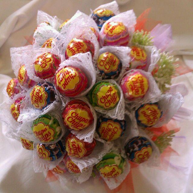 Lolly bouquet <3 | Wedding Ideas | Pinterest | Chocolate bouquet ...