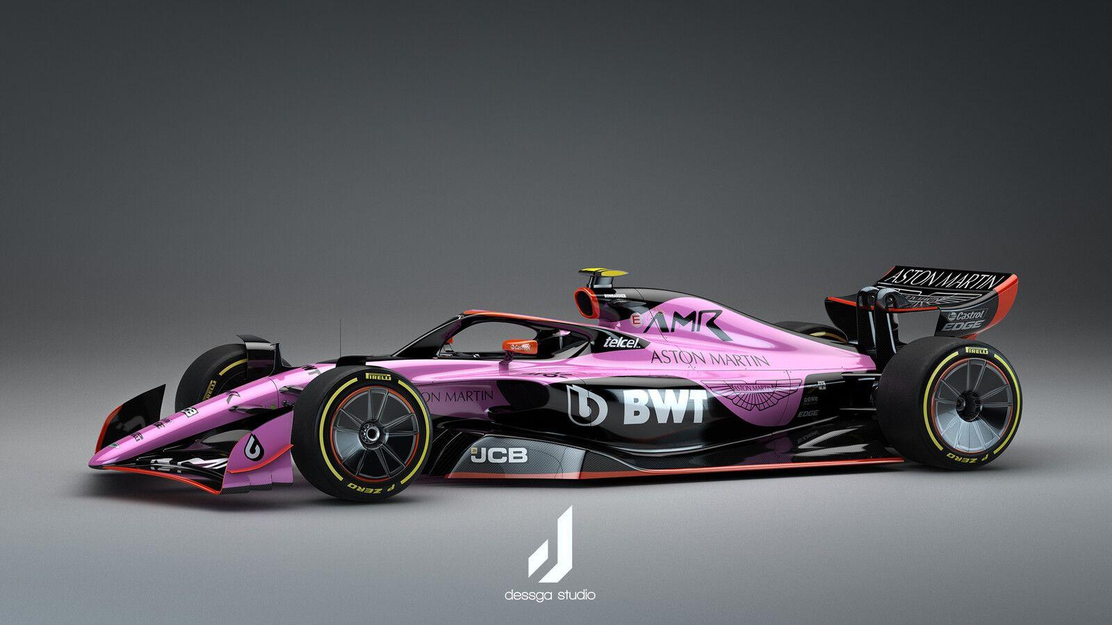 Dessga Arturo Garcia Aston Martin Formula 1 2022 Livery Concepts In 2021 Formula 1 Formula 1 Car Aston Martin