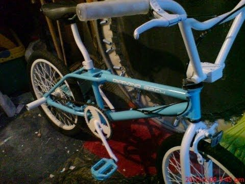 How To Spray Paint A Bike Painting A New Custom Paint Job On To