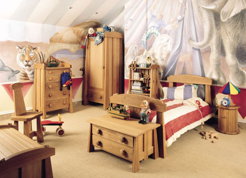 Boys\' room -- Children\'s furniture by Mark Wilkinson | House ...