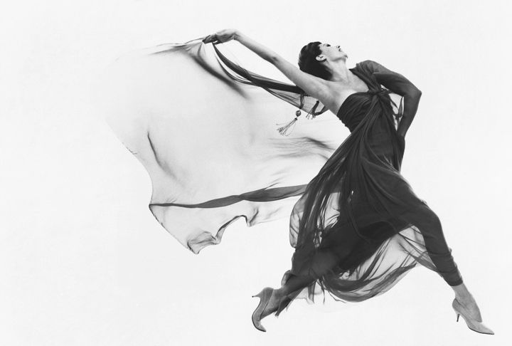Cyd Charisse, dancer, New York, June 9, 1961