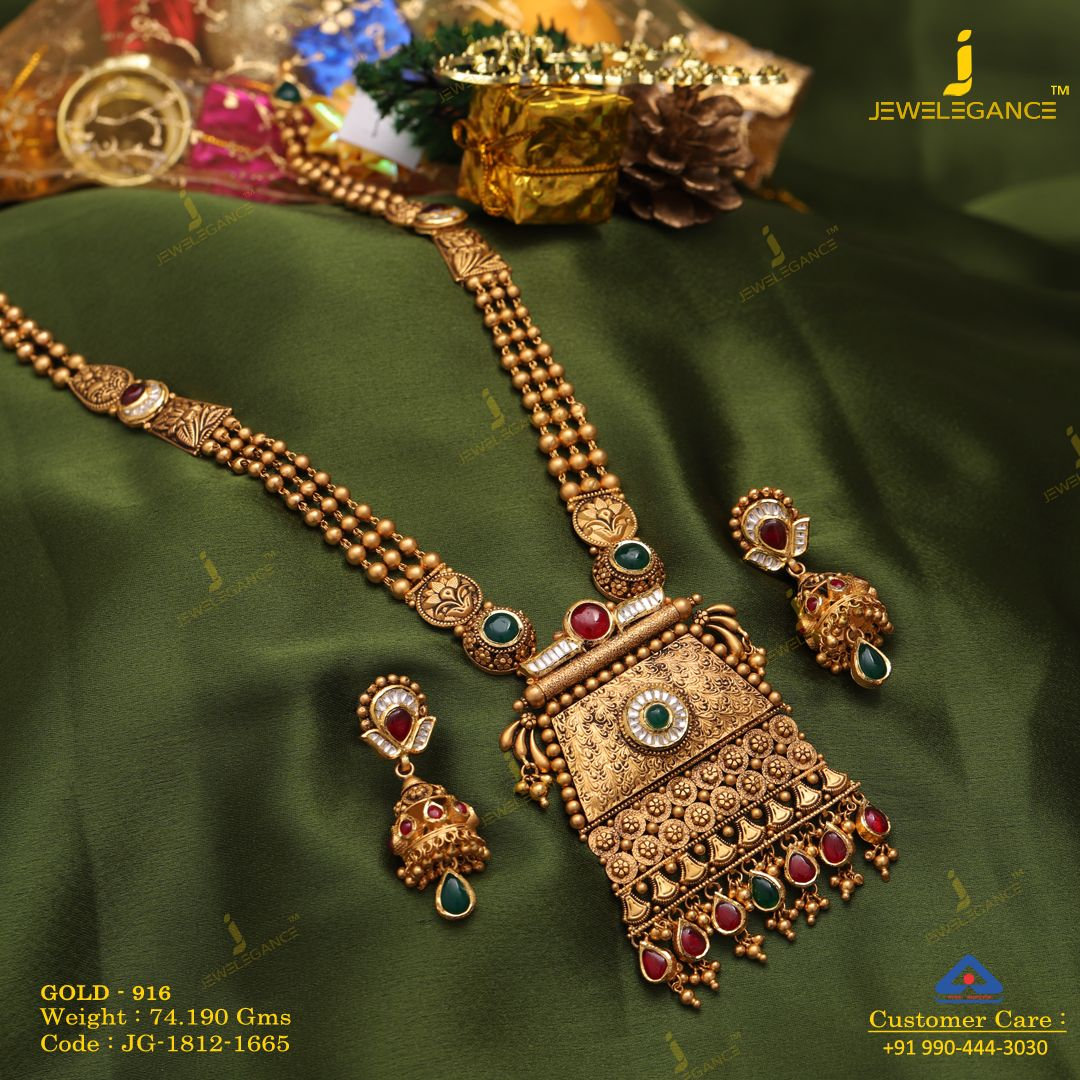 Behold Your Beauty With Traditional Jewellery Gold Jewelry Fashion Gold Fashion Necklace Handmade Gold Jewellery