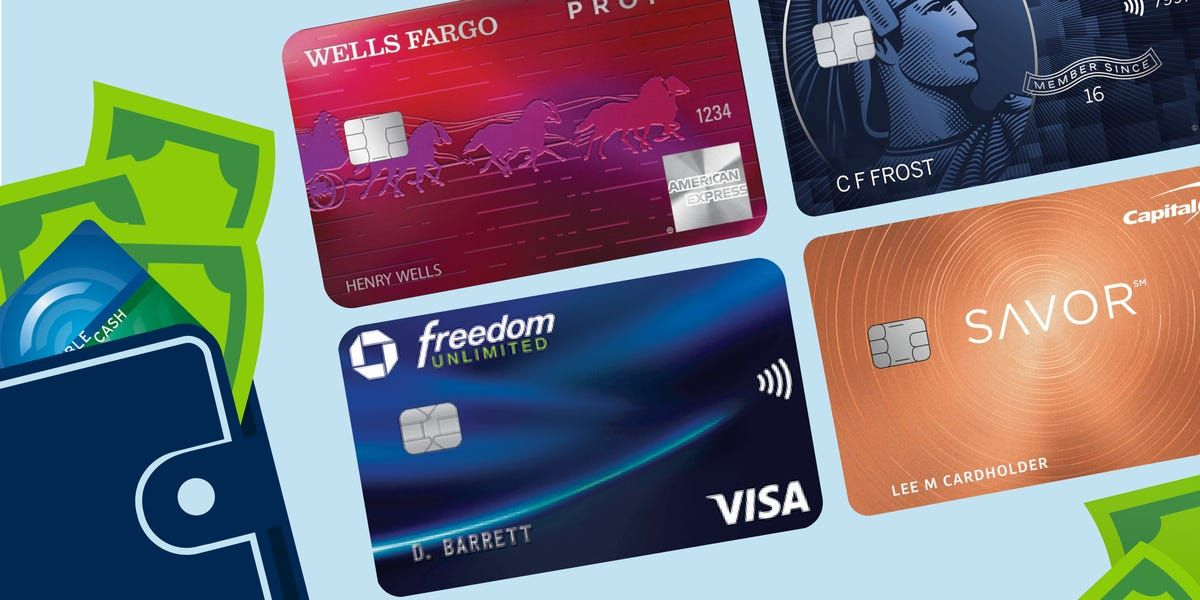 The Best Cash Back Credit Cards Of 2021 Business Credit Cards Best Credit Cards Credit Card