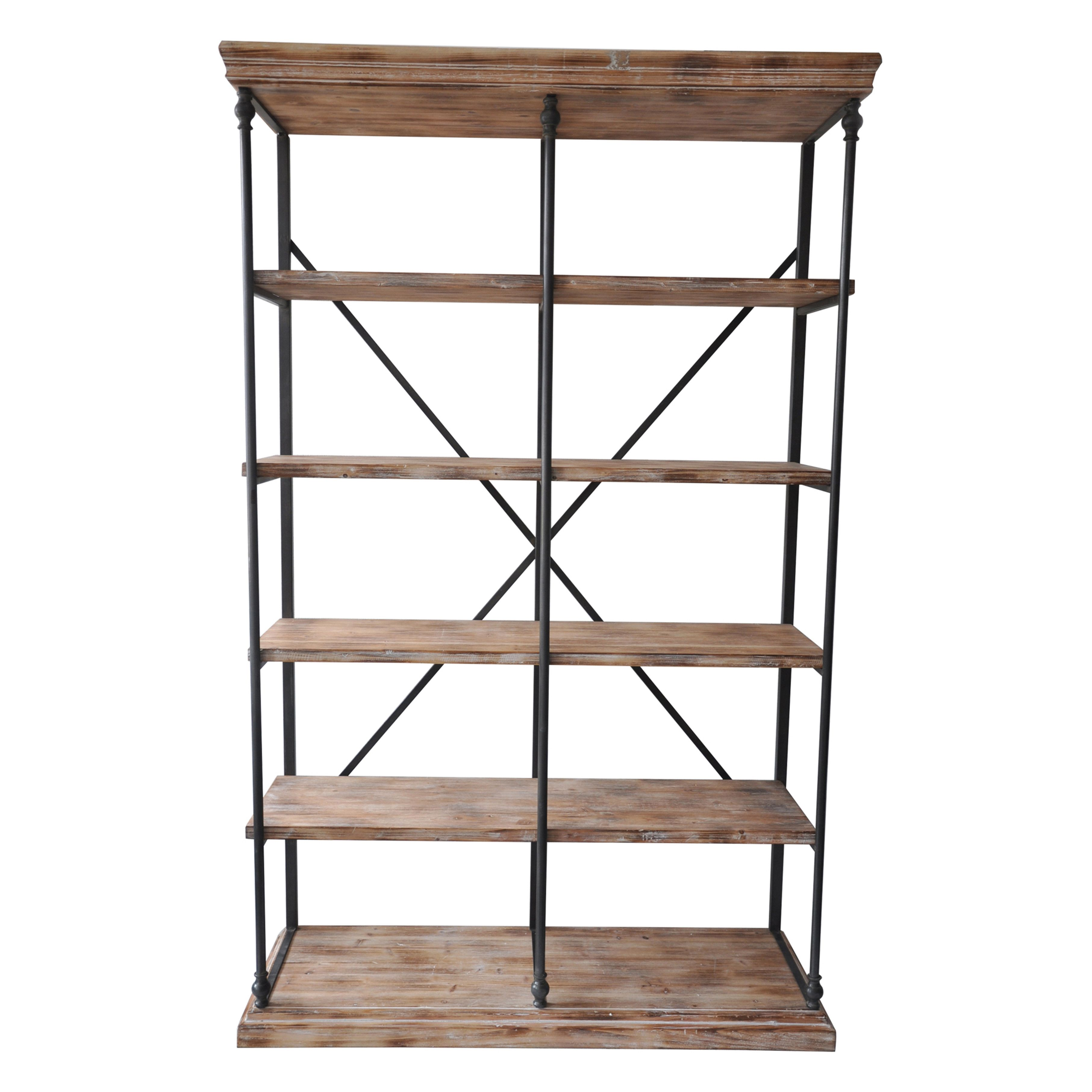 wood product bookcase bookcases style and industrial metal catalog shelves angles