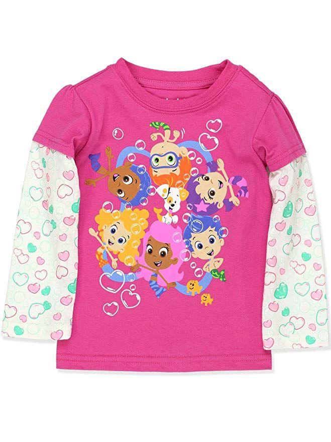 Brand Spotted Zebra Girls Toddler /& Kids French Terry Knit Ruffle Raglan Dress