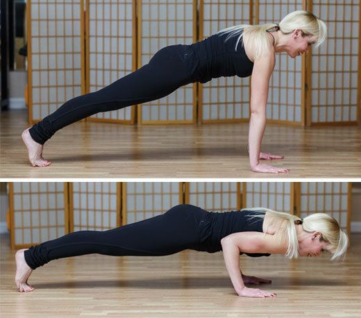 10 Moves On The Pilates Chair: Holiday Detox: A 10-Minute Yoga And Pilates Workout To Get