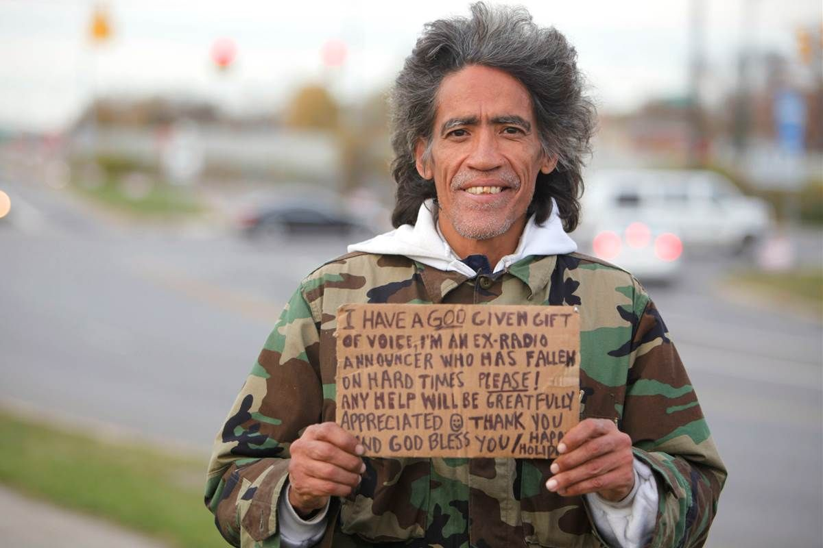 """Nearly five years after he got off the streets, """"the man with the golden voice"""" has another dream: to give back to the homeless community."""