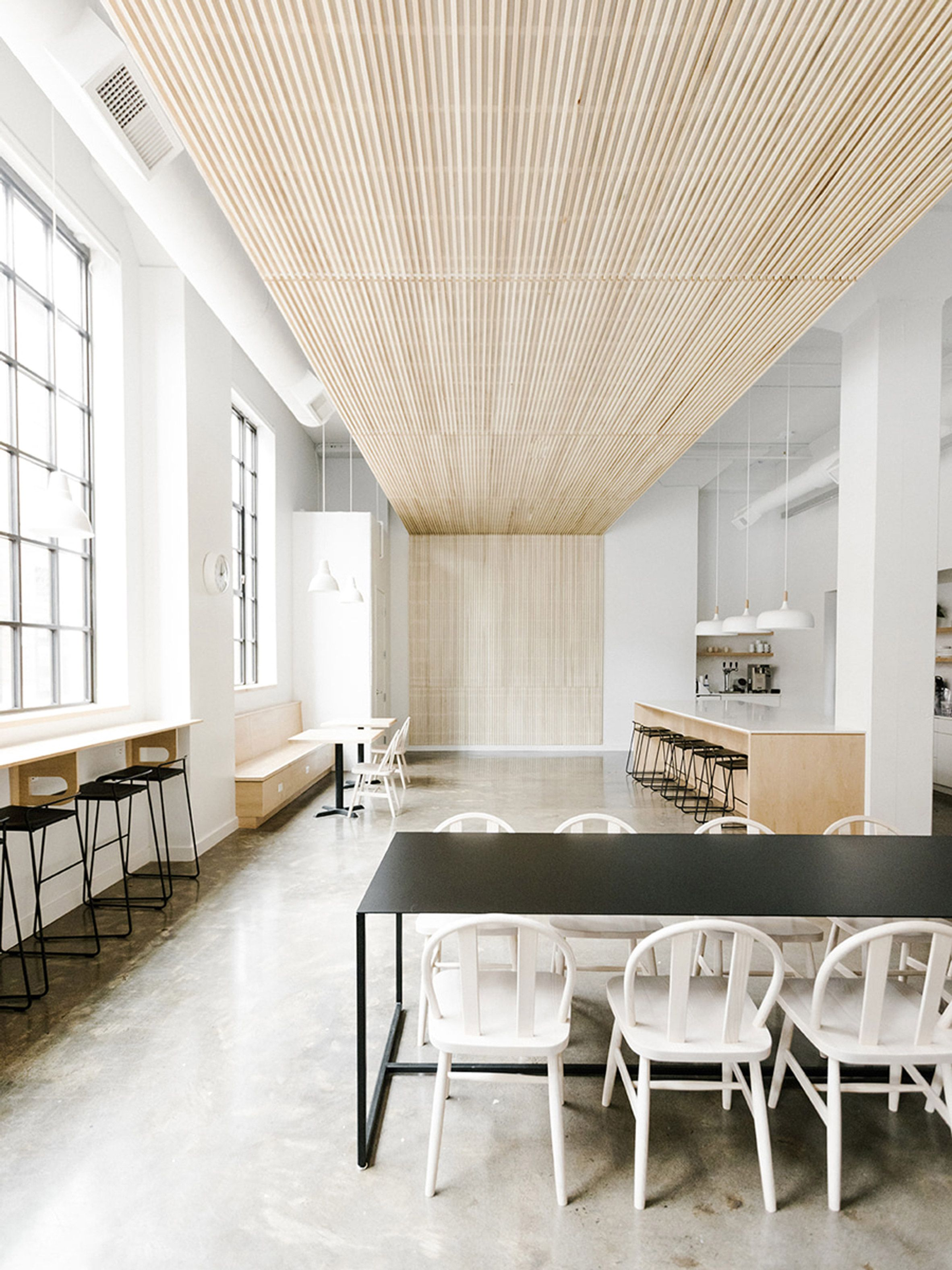 Casework turns Portland industrial building into ...