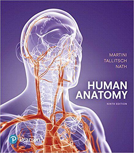 Human Anatomy, 9th Edition by Frederic H. Martini, PDF | Tetxbook ...