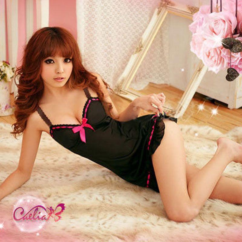 Www beautiful teens model sexy nightwear