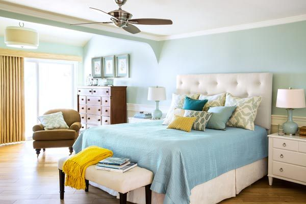 Captivating A Bedroom Goes From Cold To Comfy