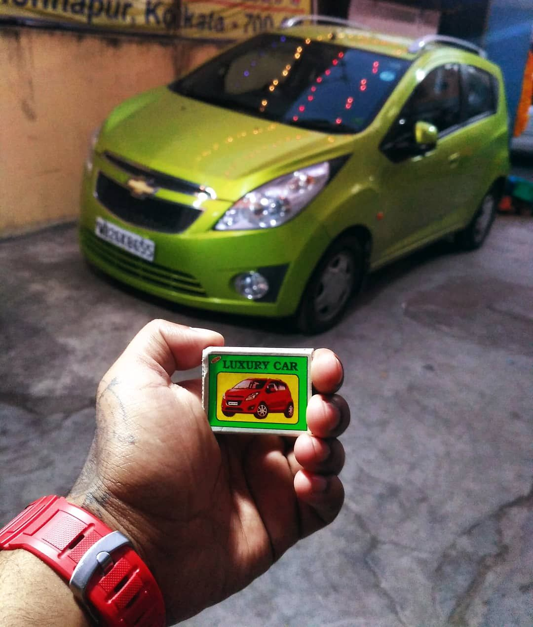 When Luxury Car Matchbox Transforms In To Your Favorite Car