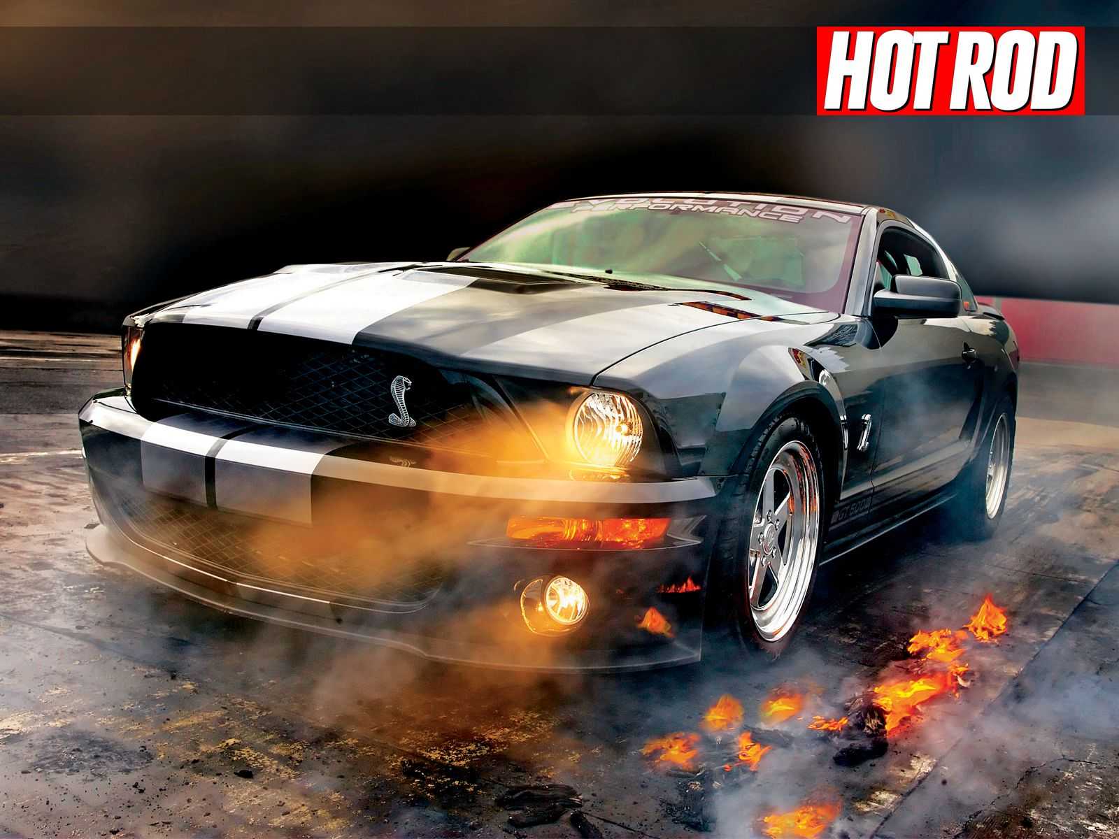 exotic mustangs   Free Cars HD Wallpapers: Mustang GT500 Tuning HD ...