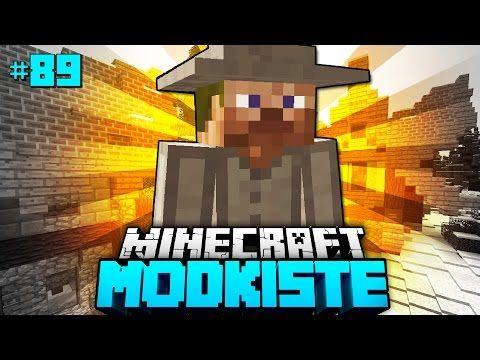 WO Bin ICH HIER GELANDET Minecraft Modkiste DeutschHD - Minecraft modkiste spielen