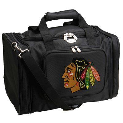 Chicago Blackhawks Expandable Travel Duffel Bag