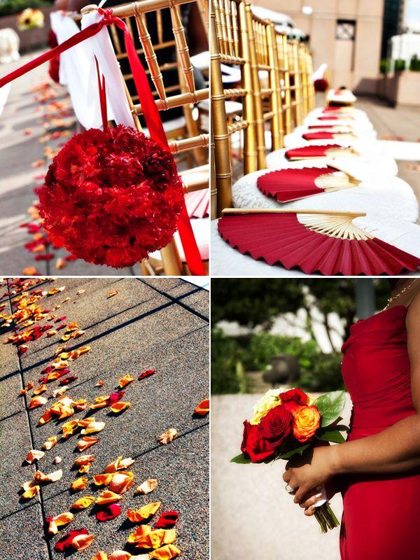 Real {Atlanta} Wedding Rhonda + Ron Munaluchi Bridal