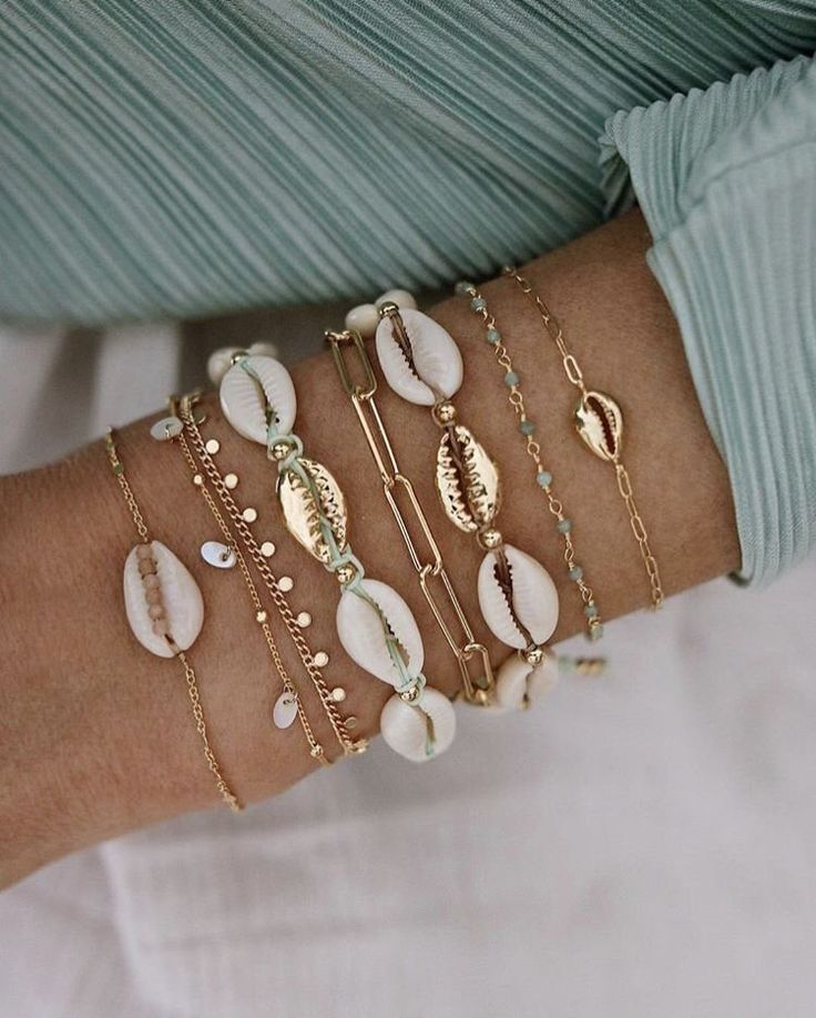 Bijoux Bijoux Bijoux Coquillages Coquillages ... - # Accessoires # Bijoux - Mode #outfitgoals