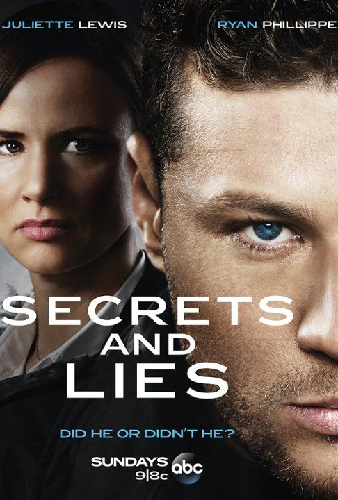 Ryan Phillippe And Juliette Lewis In Secrets Lies 2015 With