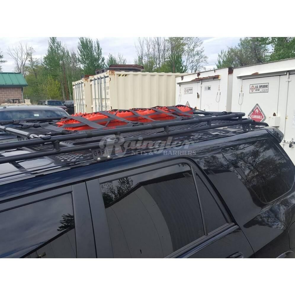 Toyota 4runner 4th 5th Gen Above Rear Seats Roof Rack Net Toyota 4runner 4runner Toyota