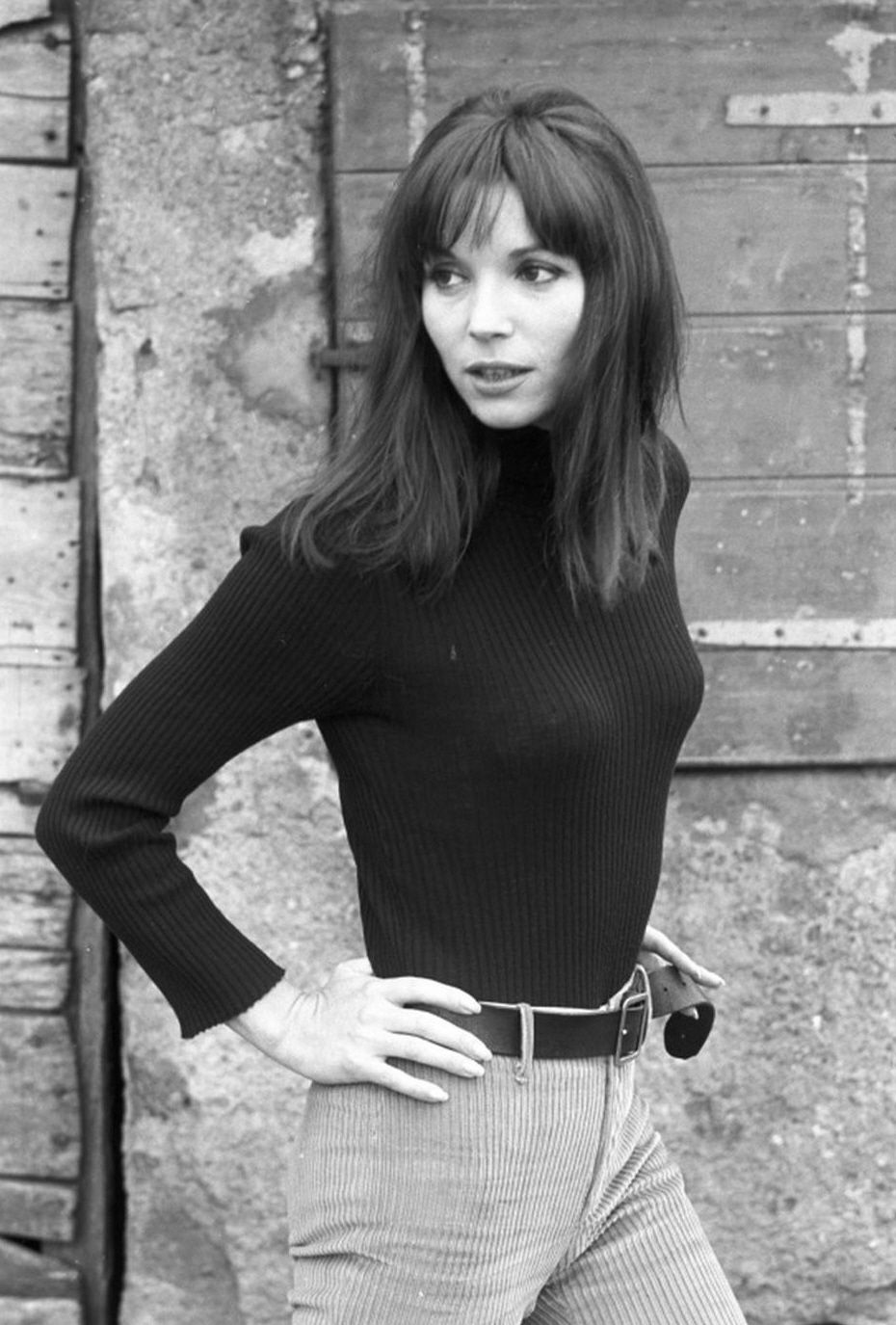 Elsa Martinelli (born 1932 or 1935, depending on different sources)