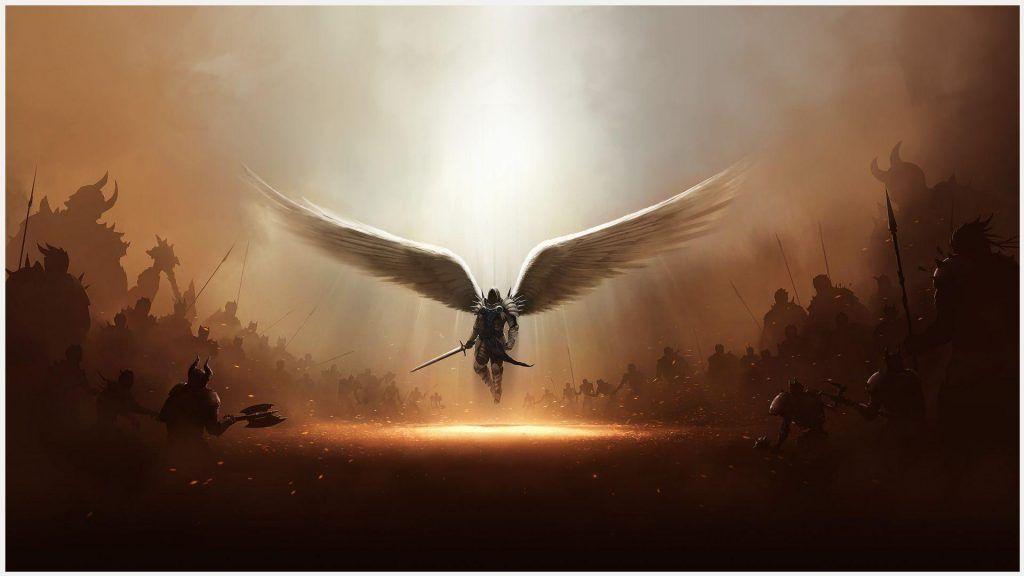 Warrior Angel Wallpaper Anime Angel Warrior Wallpaper Female Warrior Angel Wallpaper Guard Guerreros De La Luz Imagenes De Angeles Guerreros Angel Guerrero