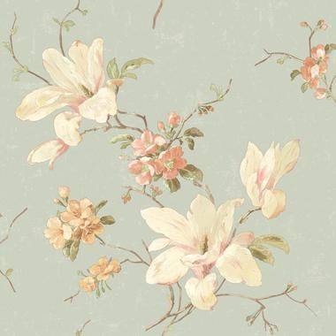 120th anniversary AV2922 MAGNOLIA wallpaper