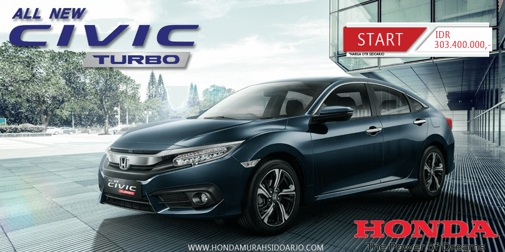 honda sidoarjo harga all new civic Honda civic, Honda