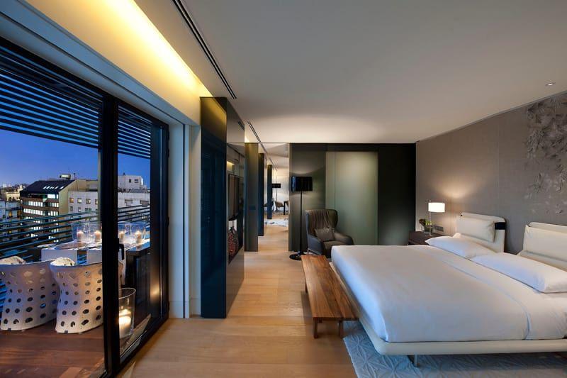 Mandarin Oriental Hotel von Patricia Urquiola, Barcelona, Spanien