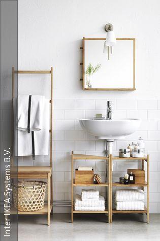 Ikea badezimmermöbel schränke regale badzubehör  Badzubehör für Alltags-Wellness | Duschbad, Tempel und Richtiger