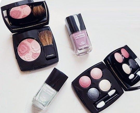 CHANEL Spring 2015 Make Up Collection Reverie Parisienne