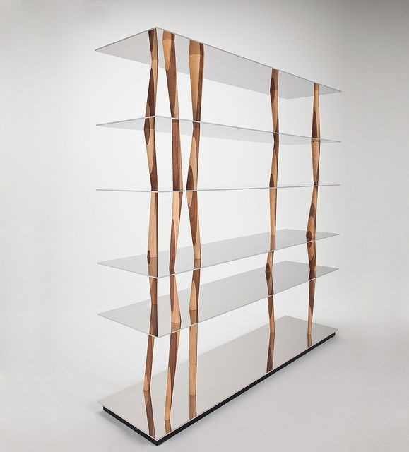 SENDAI Bookcase By Horm   Design Toyo Ito 2004 Www.