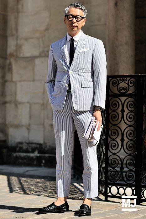the-suit-man: Suits | Mens fashion | Street style @ http://the-suit-man.tumblr.com/