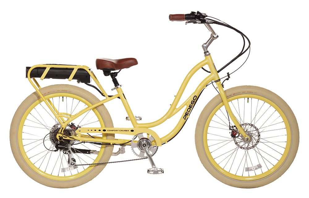 Ford Goes Zero Emissions With A Pedego Electric Bike Ford Electric Electric Bike Price Electric Bike