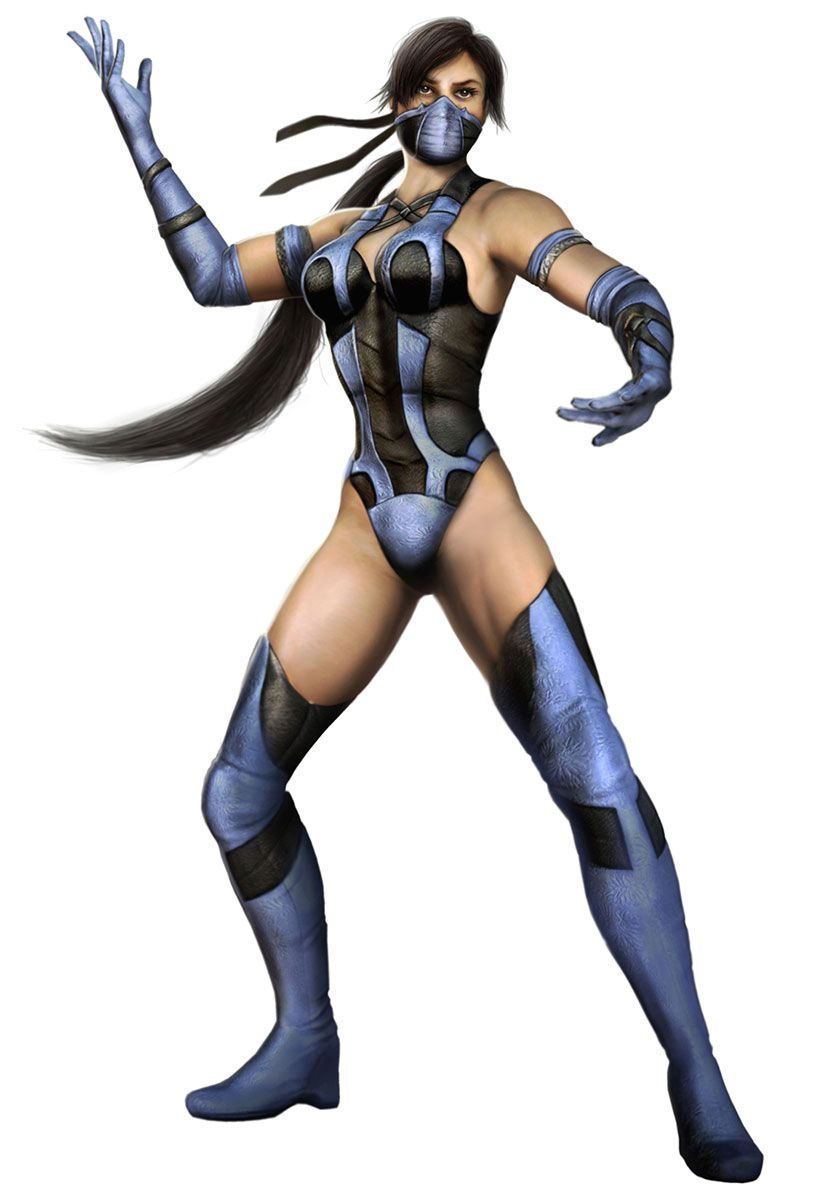 Kitana 5 Origin Mortal Kombat 2 Mortal Kombat Dibujos