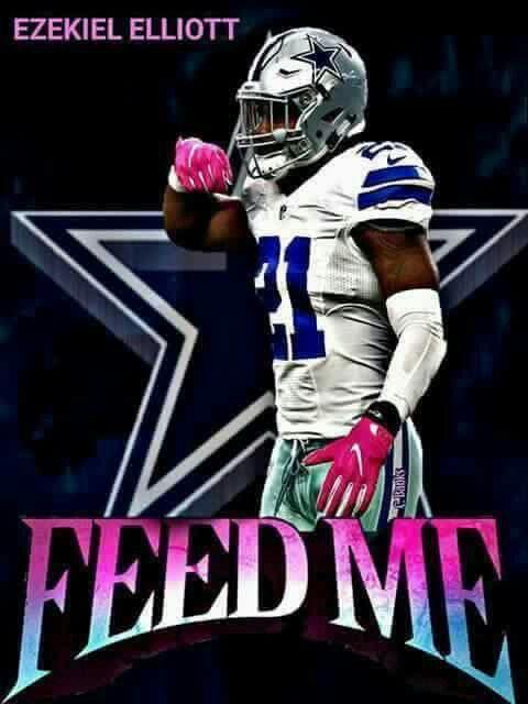 Ezekiel Elliott Dallas Cowboys History 2d77227cb