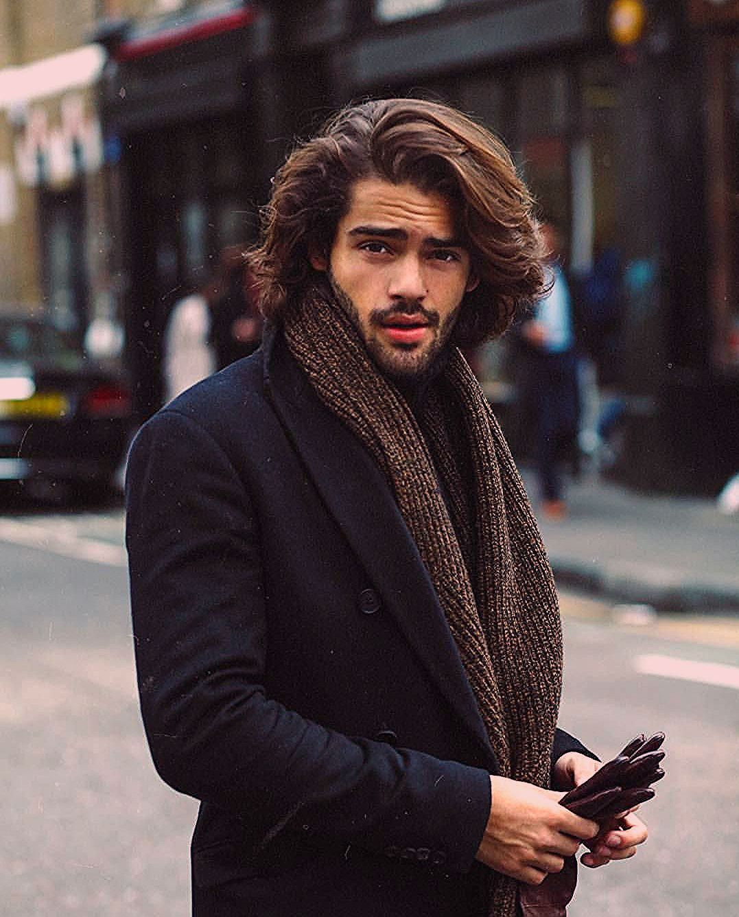 Photo of 50 Stately Long Hairstyles for Men to Sport with Dignity