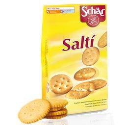 Salti 3.16€       Charakteristika:  Bezlepkové slané krekry