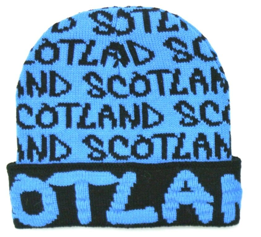 Cosy Beanie Hat for the Dreich Scottish weather!