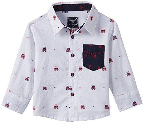 Nauti Nati Baby Boy's Shirt - http://babylook.in/product/nauti-nati-baby-boys-shirt/