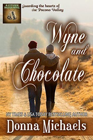 """RomanceReader: """"Wyne and Chocolate"""" by Donna Michaels"""
