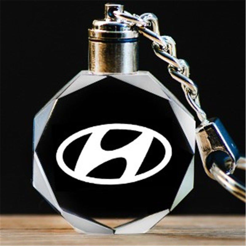 Details About Car Logo Crystal Keychain Crystal Styling Styling For