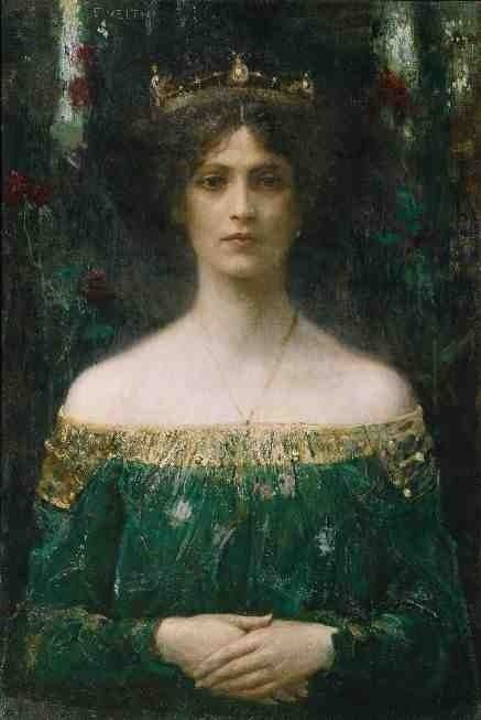 Circe by Beatrice Offor, 1911