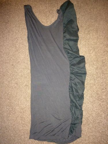 #Buddhist punk grey bodycon #asymmetric #dress size 10,  View more on the LINK: http://www.zeppy.io/product/gb/2/231905716507/