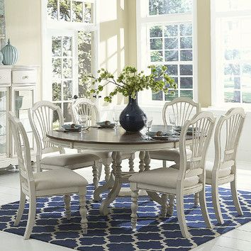 You Ll Love The Dalton Round Extending Dining Table At Birch Lane With Great Deals On All Products And Free Shipping Most Stuff Even