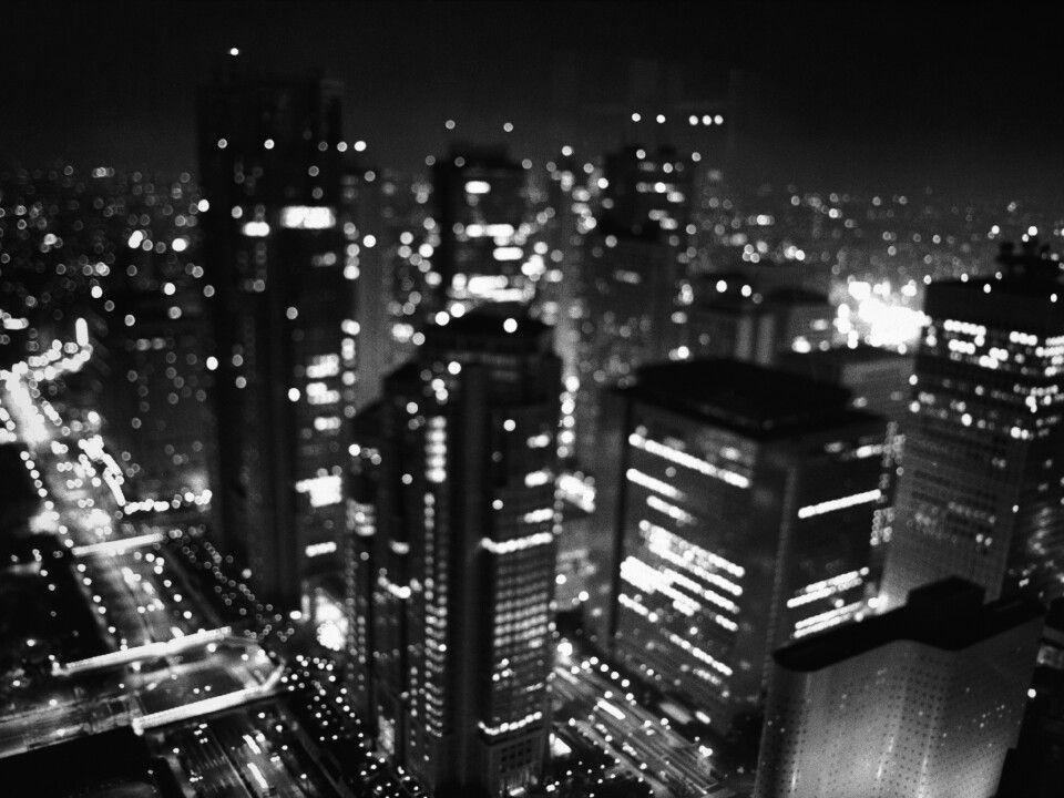 City Lights At Night 3 City Wallpaper Black And White Wallpaper Dark City