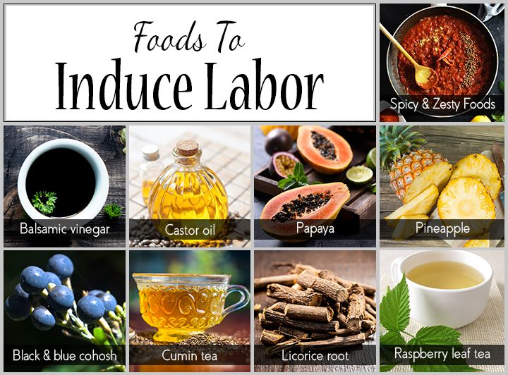 9 Foods To Induce Labor Naturally   Indu