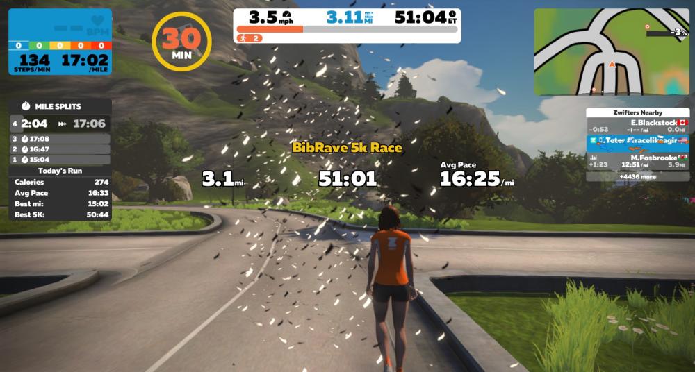 The joys of virtual running Virtual run, Virtual, Running